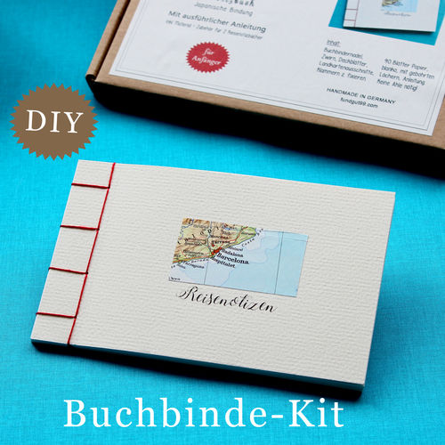 DIY-Kit Buchbinden